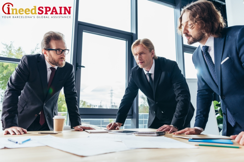 business management in Barcelona